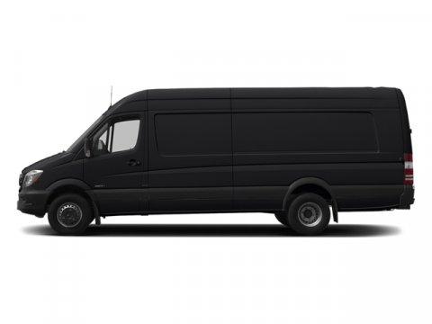 2014 Mercedes Sprinter Cargo Van 2500 170 EXT Jet BlackTunja Black V6 30 L Automatic 46 miles