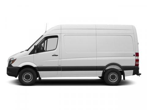 2014 Mercedes Sprinter Cargo Van 2500 144 Arctic WhiteTunja Black V4 21 L Automatic 21 miles F