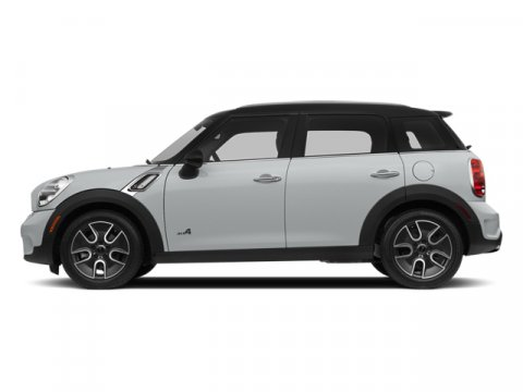 2014 MINI Cooper Countryman S Light White V4 16 L  0 miles  Turbocharged  Front Wheel Drive