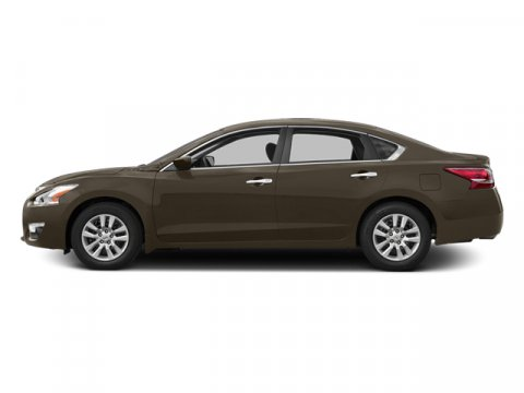 2014 Nissan Altima 25 S Java Metallic V4 25 L Variable 12714 miles TWO NEW TIRES INSTALLED F