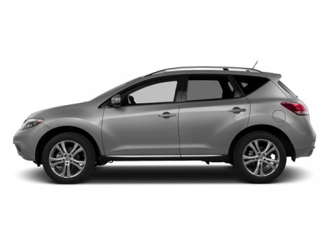 2014 Nissan Murano SL Brilliant Silver MetallicBlack V6 35 L Variable 33 miles BACK-UP CAMERA
