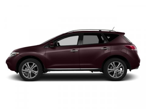 2014 Nissan Murano Midnight Garnet MetallicBLACK V6 35 L Variable 50 miles FREE CAR WASHES fo