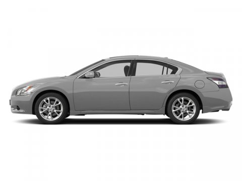 2014 Nissan Maxima Brilliant Silver Metallic V6 35 L Variable 0 miles With an aggressive silh
