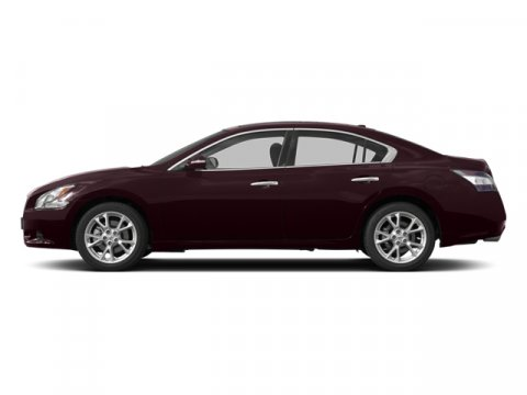 2014 Nissan Maxima 35 S Midnight Garnet Metallic V6 35 L Variable 1092 miles With an aggress