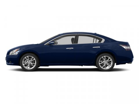 2014 Nissan Maxima 35 SV Navy Blue MetallicCharcoal V6 35 L Variable 33 miles With an aggress