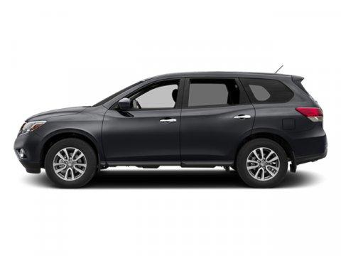 2014 Nissan Pathfinder 35 L Dark Slate V6 35 L Variable 25295 miles  Front Wheel Drive  Pow