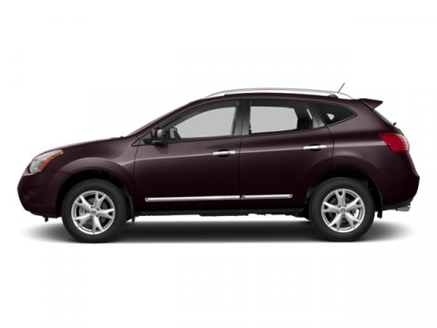 2014 Nissan Rogue Select S Black AmethystBlack V4 25 L Variable 33 miles From headlights to ta