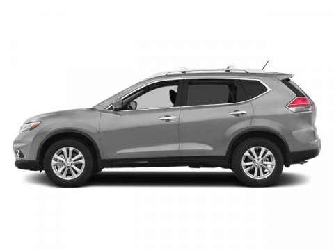 2014 Nissan Rogue S Brilliant SilverCharcoal V4 25 L Variable 33 miles Introducing the redesig