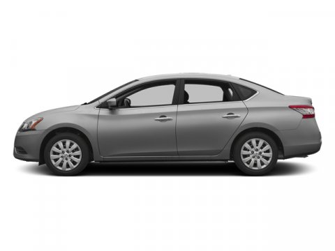 2014 Nissan Sentra C Brilliant Silver V4 18 L Variable 6568 miles  Front Wheel Drive  Power