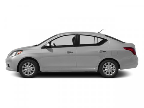 2014 Nissan Versa S Brilliant Silver V4 16 L Manual 26931 miles  Front Wheel Drive  Power St