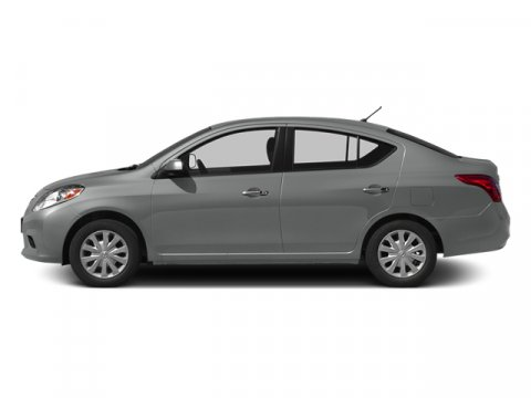 2014 Nissan Versa S Magnetic Gray V4 16 L Automatic 44825 miles  Front Wheel Drive  Power St