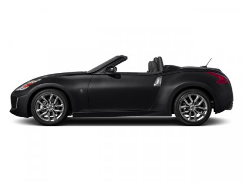2014 Nissan 370Z Touring Magnetic Black MetallicBlack V6 37 L Manual 33 miles Featuring a slee