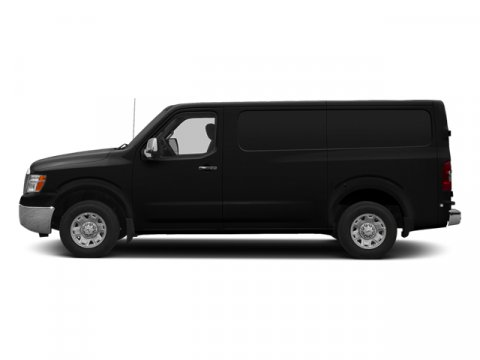 2014 Nissan NV SV Super Black V6 40 L Automatic 0 miles The NV2500 HD takes customization to