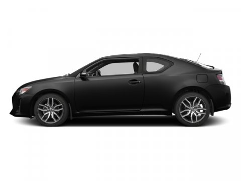 2014 Scion tC Black V4 25 L Automatic 5 miles With its sporty design including projector beam