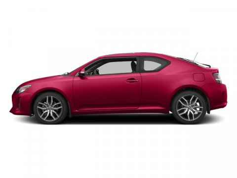 2014 Scion tC Absolutely Red V4 25 L Automatic 5 miles With its sporty design including projec