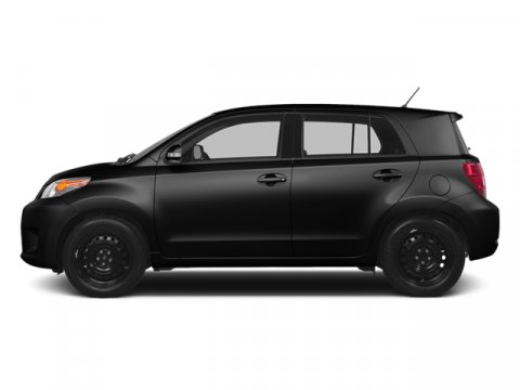 2014 Scion xD Black Sand PearlDARK CHARCOAL V4 18 L Automatic 5 miles FREE CAR WASHES for Life