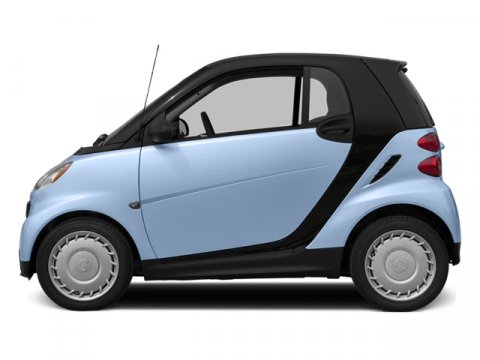 2014 Smart fortwo Pure Light Blue MetallicBlack V3 10 L Automatic 3155 miles Come see this 20