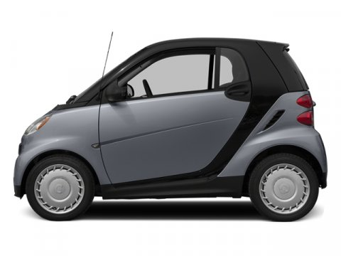 2014 Smart Fortwo Pure Gray MatteBlack V3 10 L Automatic 5 miles Stop by Smart Center Riversid