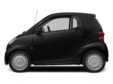 2014 Smart fortwo Deep BlackBLACK V3 10 L Automatic 0 miles  PURE PACKAGE -inc black tridion