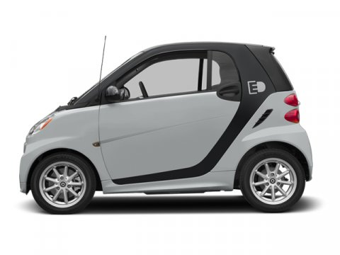 2014 Smart Fortwo Electric Drive Silver MetallicBlack V 00 Automatic 15 miles Smart is introdu