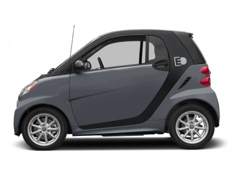2014 Smart Fortwo Electric Drive Gray MatteBLACK V 00 Automatic 0 miles Smart is introducing t