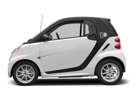 2014 Smart Fortwo Electric Drive Crystal WhiteBLACK V 00 Automatic 6 miles Smart is introducin