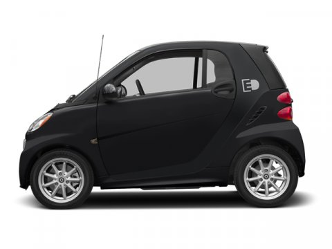 2014 Smart Fortwo Electric Drive Deep BlackRed V 00 Automatic 7 miles Smart is introducing the