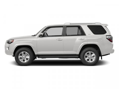 2014 Toyota 4Runner SR5 Super White V6 40 L Automatic 5 miles FREE CAR WASHES for Lifetime of