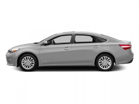 2014 Toyota Avalon Hybrid Limited Classic Silver MetallicBlack V4 25 L Variable 5 miles The 20