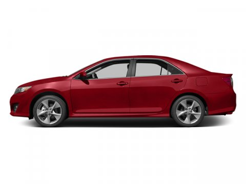 2014 Toyota Camry LE Barcelona Red MetallicIVORY V4 25 L Automatic 48 miles FREE CAR WASHES fo
