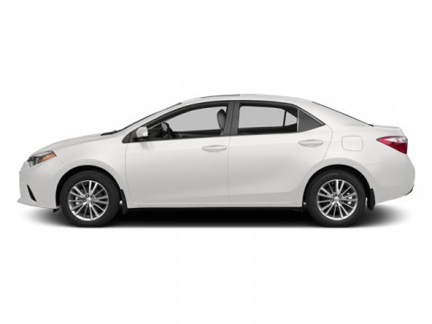 2014 Toyota Corolla L Super WhiteSteel Gray V4 18 L Automatic 5 miles The 2014 Toyota Corolla