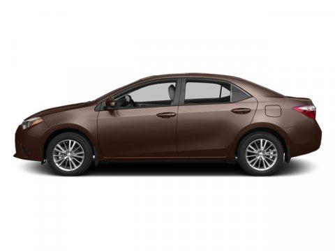 2014 Toyota Corolla LE Plus Brown Sugar MetallicIvory V4 18 L Variable 30467 miles NEW ARRIVA