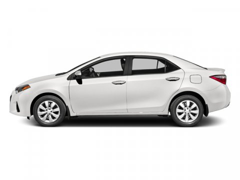2014 Toyota Corolla S Plus Super WhiteBlack V4 18 L Variable 5 miles The 2014 Toyota Corolla i