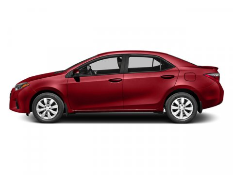 2014 Toyota Corolla S Plus Barcelona Red MetallicBlack V4 18 L Variable 5 miles The 2014 Toyot
