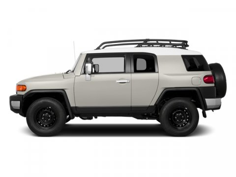 2014 Toyota FJ Cruiser IcebergSTEEL GRAY V6 40 L Automatic 5 miles FREE CAR WASHES for Lifetim