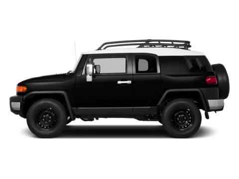 2014 Toyota FJ Cruiser BlackSTEEL GRAY V6 40 L Automatic 5 miles FREE CAR WASHES for Lifetime