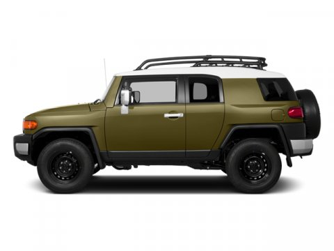2014 Toyota FJ Cruiser QuicksandSTEEL GRAY V6 40 L Automatic 5 miles FREE CAR WASHES for Lifet