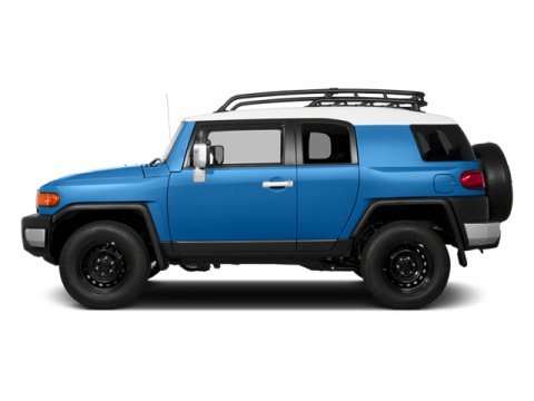 2014 Toyota FJ Cruiser Heritage BlueSTEEL GRAY V6 40 L Automatic 5 miles The 2014 Toyota FJ Cr