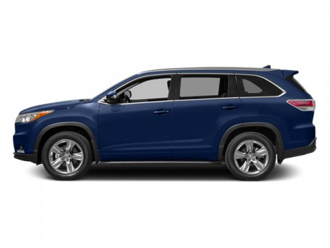 2014 Toyota Highlander XLE Nautical Blue MetallicDARK GRAY V6 35 L Automatic 5 miles The all-n
