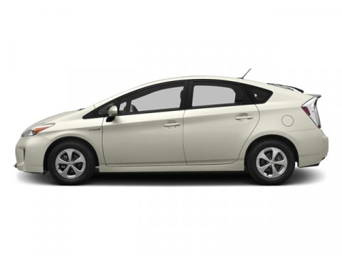2014 Toyota Prius Three Blizzard PearlDark Gray V4 18 L Variable 5 miles The worlds first and