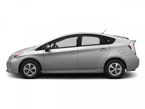 2014 Toyota Prius Two Classic Silver MetallicDark Gray V4 18 L Variable 5 miles The worlds fi