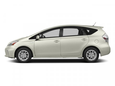 2014 Toyota Prius v Three Blizzard PearlDARK GRAY V4 18 L Variable 5 miles FREE CAR WASHES for