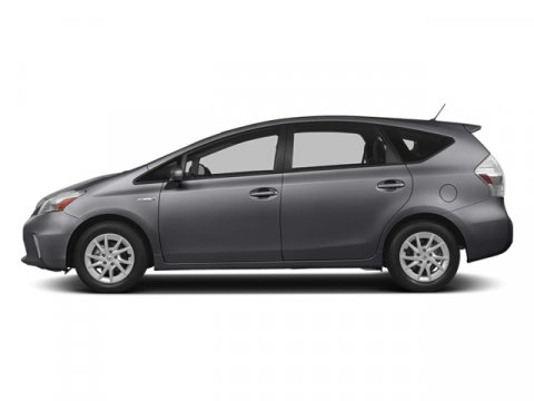 2014 Toyota Prius v Five Magnetic Gray MetallicDARK GRAY V4 18 L Variable 5 miles FREE CAR WAS