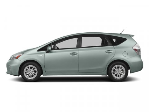 2014 Toyota Prius v Five Clear Sky MetallicDARK GRAY V4 18 L Variable 5 miles FREE CAR WASHES