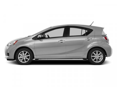2014 Toyota Prius c Two Classic Silver MetallicDARK GRAY V4 15 L Variable 5 miles FREE CAR WAS