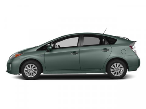 2014 Toyota Prius Plug-In Sea Glass PearlDARK GRAY V4 18 L Variable 5 miles The worlds first