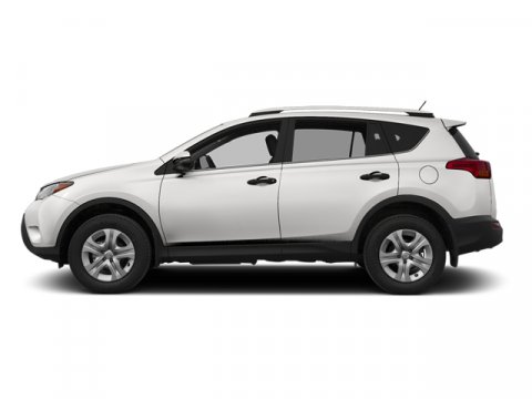 2014 Toyota RAV4 LE Super WhiteBlack V4 25 L Automatic 5 miles The 2014 RAV4 captures the spir