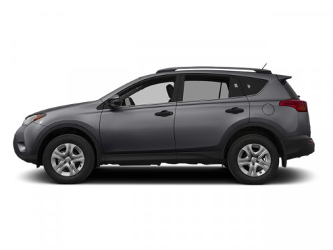 2014 Toyota RAV4 XLE Magnetic Gray MetallicBlack V4 25 L Automatic 5 miles The 2014 RAV4 captu
