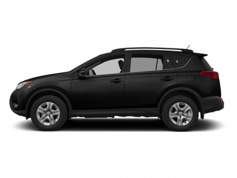 2014 Toyota RAV4 LE BlackDARK GRAY V4 25 L Automatic 3 miles FREE CAR WASHES for Lifetime of O