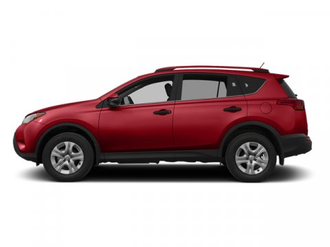 2014 Toyota RAV4 XLE Barcelona Red MetallicBlack V4 25 L Automatic 5 miles The 2014 RAV4 captu